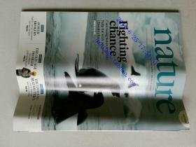 自然原版外文杂志期刊 nature 511 377-502 2014/07/24 no.7510