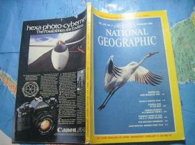 NATIONAL GEOGRAPHIC1981年第2期(英文