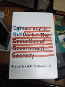 黑暗中的民主[政府秘密的诱惑]Democracy in the Dark /The seduction of goverment secrecy