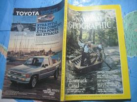 NATIONAL GEOGRAPHIC1987年第6期(英文