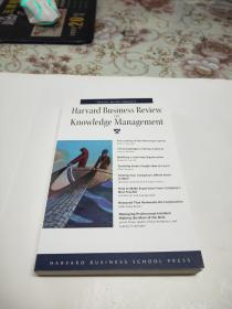 英文原版书:  HARVARD BUSINESS REVIEW KNOWLEDGE MANAGEMENT