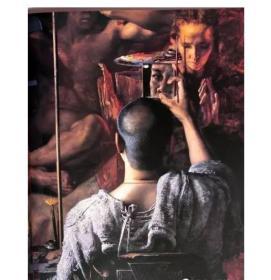 美籍华人艺术家王玉琦人物油画作品41张5吋照片