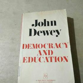 DEMOCRACY AND EDUCATION(英文版)