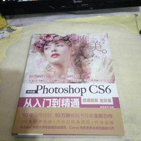 中文版Photoshop CS6从入门到精通(微课视频 全彩版)