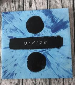 Ed Sheeran 艾德希兰 ÷ Divide 2LP黑胶 唱片