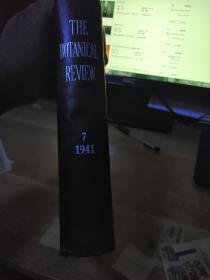 THE BOTANICAL REVIEW    1941    植物学评论1941  【英文版】