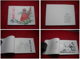《阿南大的幸福》,50开汪观青绘,上海2018.5一版一印,5746号,连环画