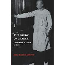 The Study of Change : Chemistry in China, 1840-1949
