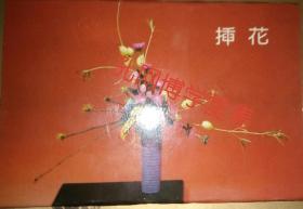 1988年明信片 插花(内全十张)
