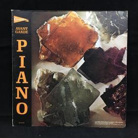 古典音乐黑胶唱片:avant garde piano 七八十年出版 大33转