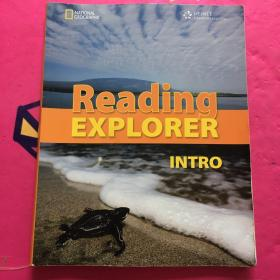 Reading EXPLORER INTRO+Reading EXPLORER [无光盘,笔记较多,看图,免争议