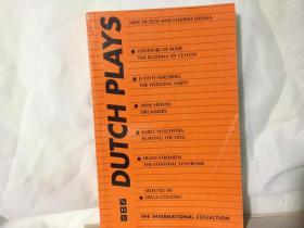 《荷兰戏剧选》 Dutch Plays