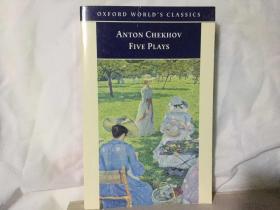契诃夫戏剧五种 Five plays of Chekhov