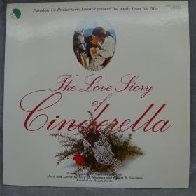 R版黑胶 THE LOVE STORY OF CINDERELLA 灰姑娘的爱情故事807