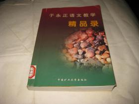 于文正语文教学精品录H170--32开近9品,馆藏,02年印