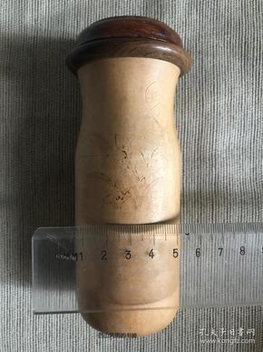 匏器  蝈蝈葫芦一支