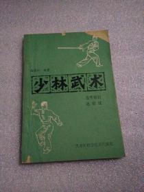 少林武术 连手短 达磨杖