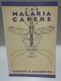 疟疾:寄生虫与人类,研究与现实 The Malaria Capers More Tales of Parasites and People  , Research and Reality by Robert S Desowitz (医学)英文原版