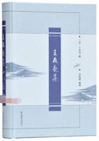 正版现货:王友亮集(精装 全一册)凤凰出版社