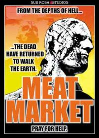 KL 加拿大 美国 CULT 肉市 Meat Market (2000) DVD 肉食市场