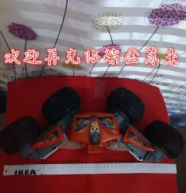 汽车玩具【大】 日本原装四驱车(不带盒没有遥控)遥控车玩具