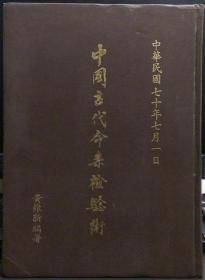 中国古代命案检验术