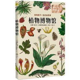 植物博物馆:影响孩子一生的自然课:北京自然博物馆馆长 孟庆金 国内著名古植物学家 孙革联合推荐!