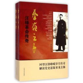 秦岭之子--汪锋革命传奇上下社版