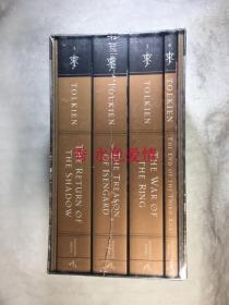 预售魔戒指环王的历史 绝版 美版 盒装 History of The Lord of the Rings