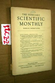SCIENTIFIC MONTHLY 科学月刊1937年2月 多图片