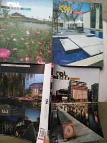 中外景观共3本《他们的景观之路十湿地景观十滨水景观设计》