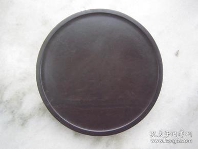 端硯-老巖麻子坑圓池硯52