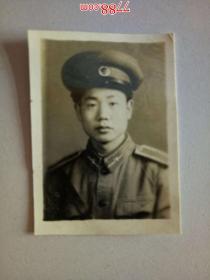 1962年老照片:军人