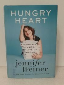 Hungry Heart: Adventures in Life, Love, and Writing by Jennifer Weiner (文学回忆录)英文原版书