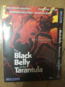 实拍 意大利 塔兰图拉毒蛛 La Tarantola dal ventre nero (1971) 吉安卡罗·吉安尼尼 Giancarlo Giannini 克劳迪娜·奥格尔 Claudine Auger