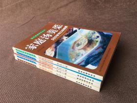 现代家庭烹饪丛书:家庭汤羹菜、家庭溜烩菜、家庭拌炝菜、家庭蒸扒菜(4册合售)