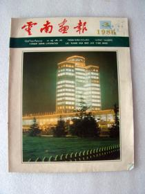 云南画报1986--3