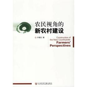 农民视角的新农村建设
