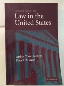 Law in the United States: Second Edition