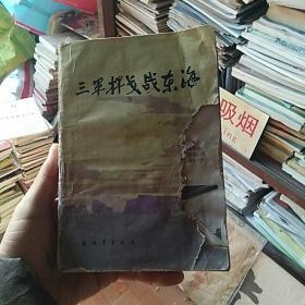 三军挥戈战东海【一版一印,仅30000册】