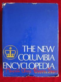 The New Columbia encyclopedia(英语原版 拇指索引布面21.3精装本)新哥伦比亚百科全书