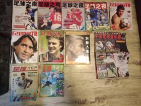 中国足球全明星写真
