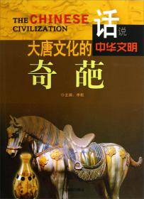 话说中华文明:大唐文化的奇葩