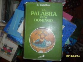 B.Caballero LA PALABRA CADA DOMINGO