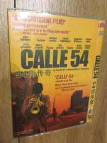 实拍 美国 音乐DVD  54街传奇 Calle 54 (2000)
