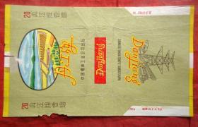 烟标  丹江 1966年 中国烟草工业公司-