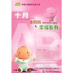 十月准妈妈幸福胎教 高振敏  上海第二军医大学出版社