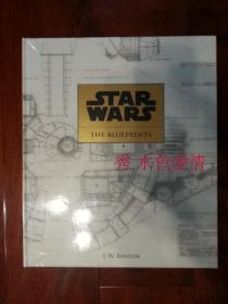 订购星球大战 蓝图设计 设定集 英版 Star Wars - The Blueprints