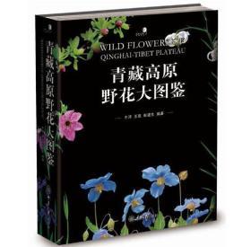 《青藏高原野花大图鉴》(可提供发票)