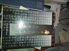 康成元书法作品集
